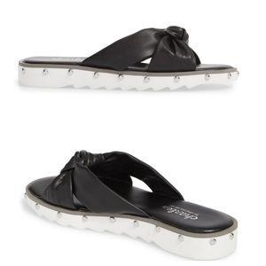 NWT Charles David Snap Slide Sandals (6)